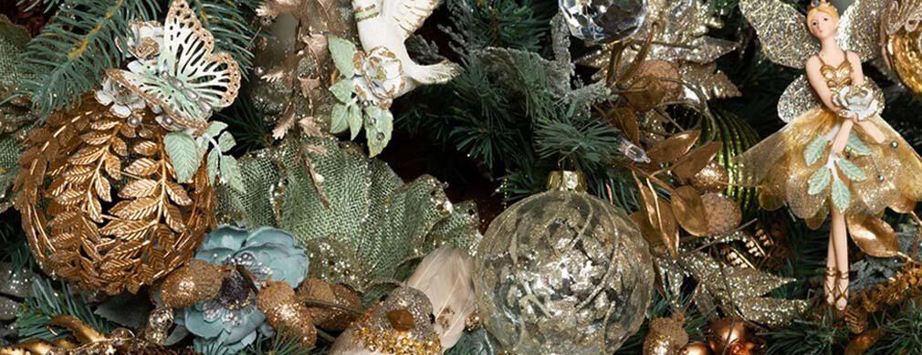Gisela Graham Christmas Decorations