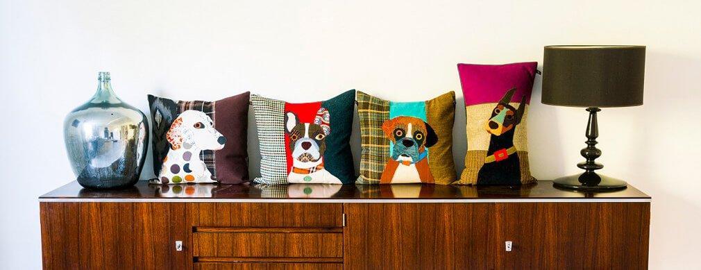 Carola Van Dyke Cushions