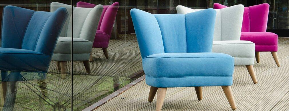 Tetrad Sofas, Armchairs & Footstools