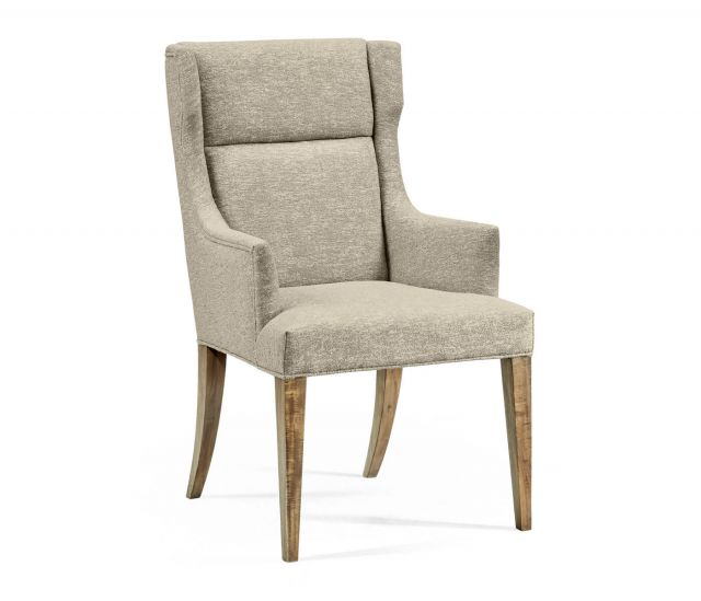 Jonathan Charles Golden Amber Occasional Chair