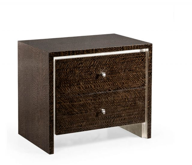 Jonathan Charles London Bedside Cabinet