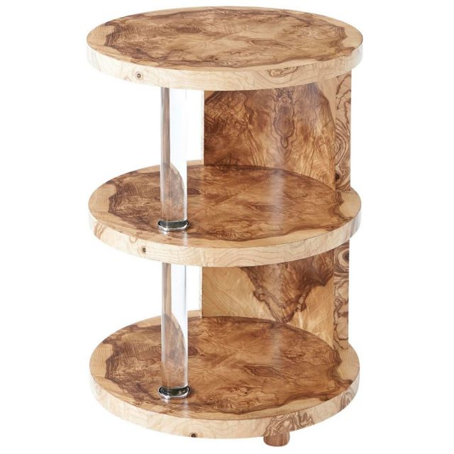 Theodore Alexander Terrace Accent Table