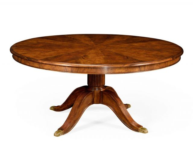 Jonathan Charles Round Dining Table Monarch