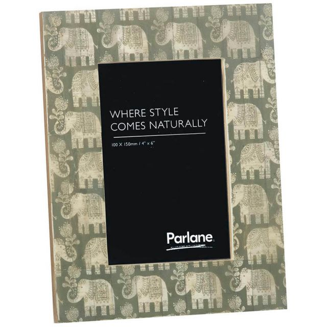 Parlane Elephant Photo Frame