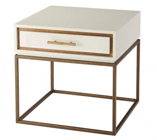 Theodore Alexander Side Table Fascinate