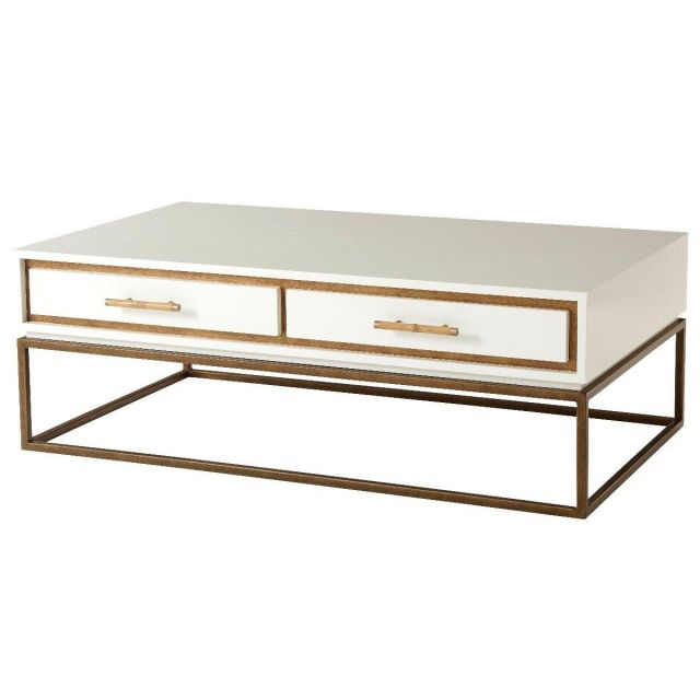 Theodore Alexander Coffee Table Fascinate