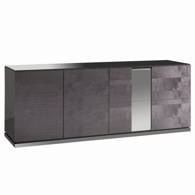 ALF Italia Sideboard Cabinet Heritage with Mirrored Top