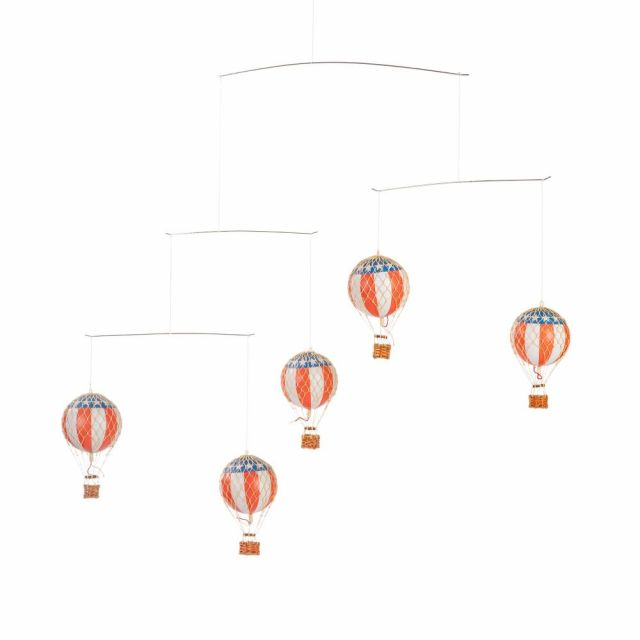 Authentic Models Hot Air Balloon Mobile US