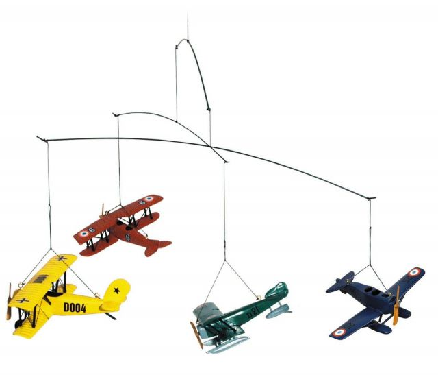 Authentic Models Flight Mobile