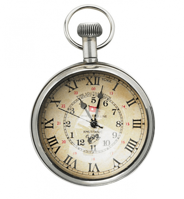 Authentic Models Savoy Pocket Watch