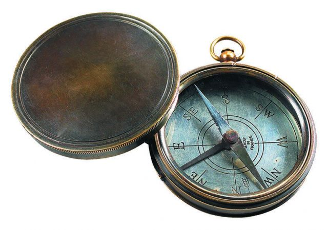 Authentic Models Victorian Trails Compass