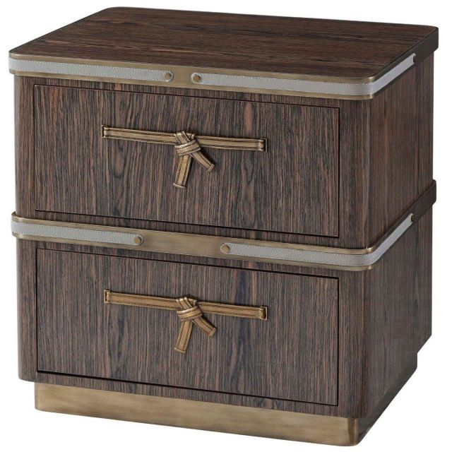Theodore Alexander Bedside Chest Iconic