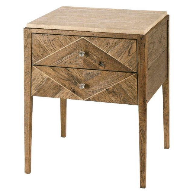 Theodore Alexander Bedside Table Hawkesford