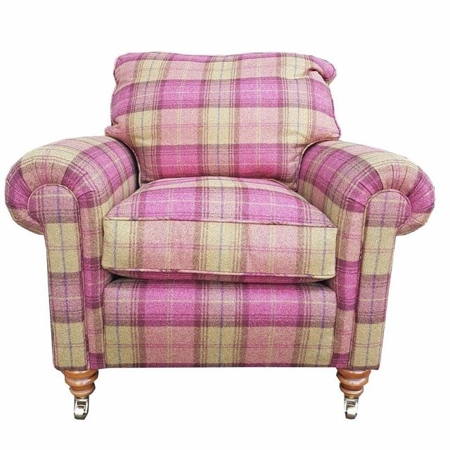 Duresta Clearance Chair Cheltenham In Ambelside