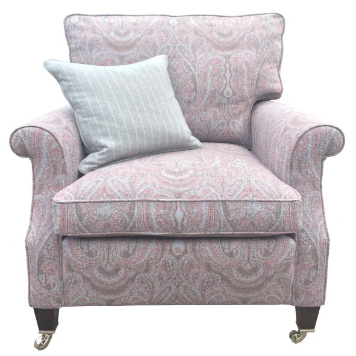 Duresta Clearance Chair - Sasha Curwen Imperial