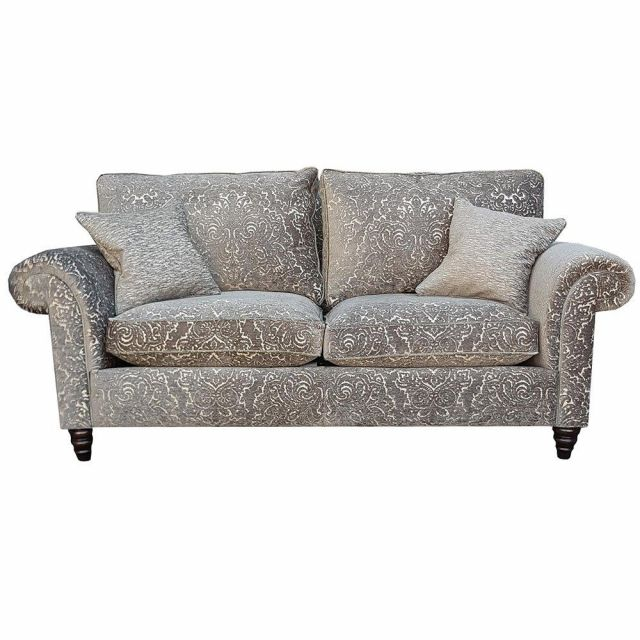 Duresta Clearance Sofa Cheltenham 3S in Grand Bazaar Olive