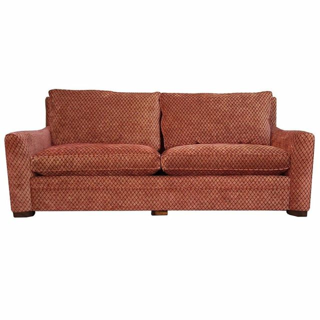 Duresta Clearance Sofa Manchester 4S in Percivale Old Gold