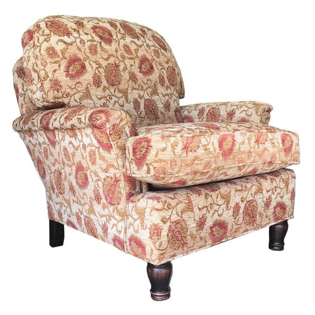 Duresta Clearance Ruskin Armchair in Knole Gold Russet