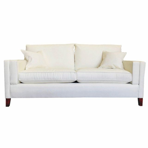 Duresta Clearance Sofa Hopper Medium in Infinity Pearl