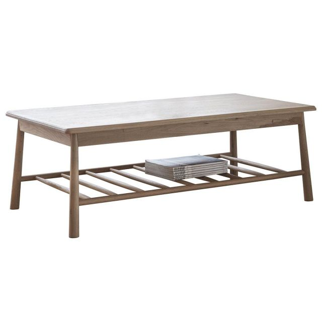 Pavilion Chic Coffee Table Nordic in Oak