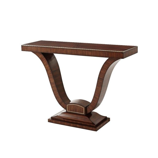 Theodore Alexander Console Table The Tulip