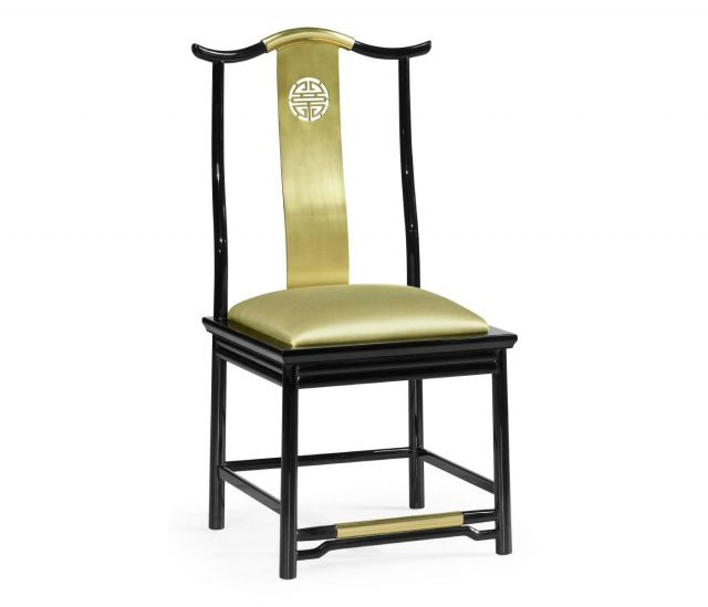 Jonathan Charles Dining Chair Asian Fusion