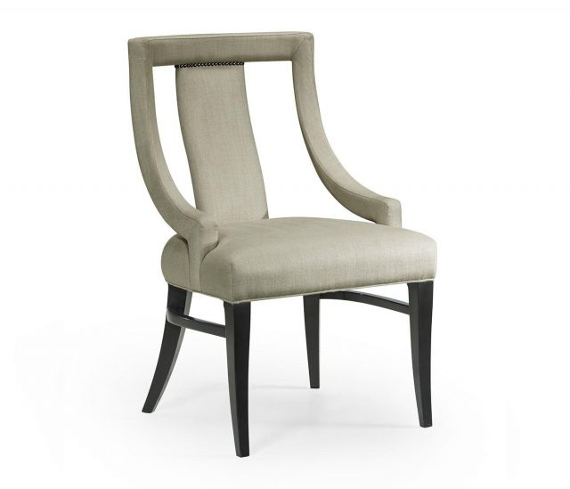 Jonathan Charles Dining Chair Espresso