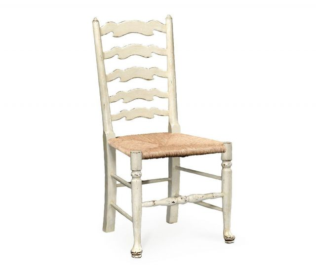 Jonathan Charles Dining Chair Cottage with Rushed Seat