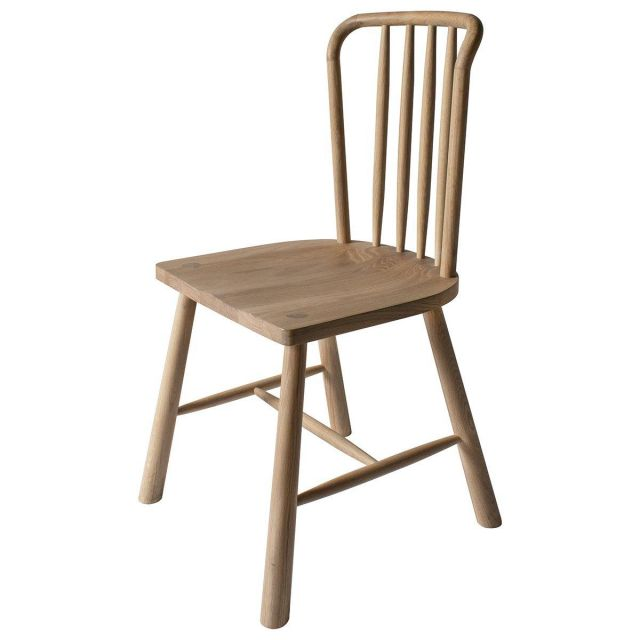 Pavilion Chic Dining Chair Nordic in Oak