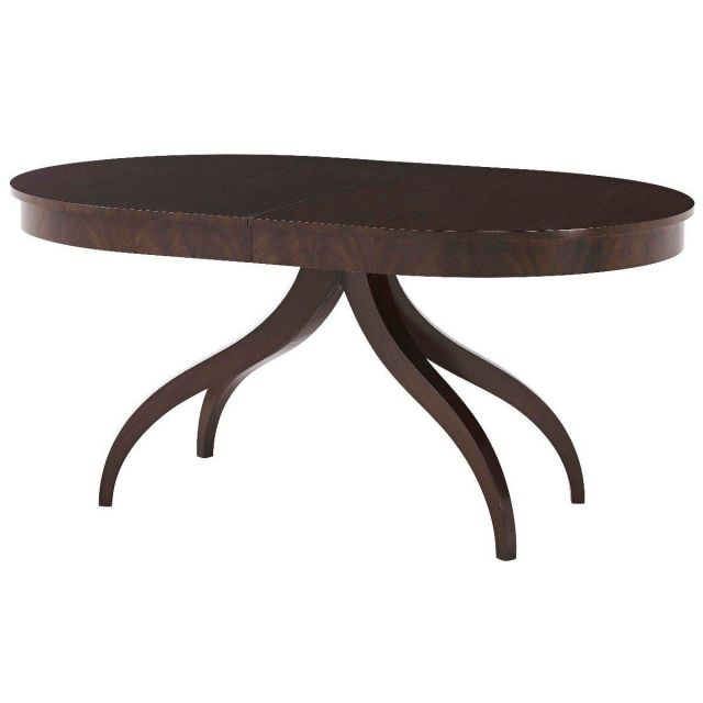 Theodore Alexander Dining Table Newman in Morado Veneer