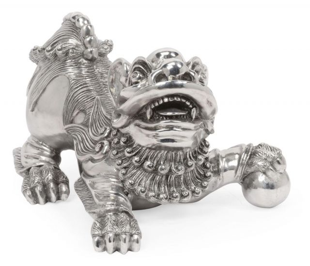 Jonathan Charles Foo Dog Ornament