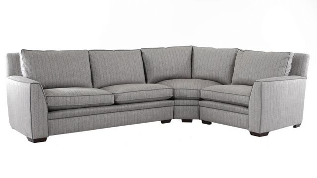 Duresta Greenwich Corner Sofa Sea Mist