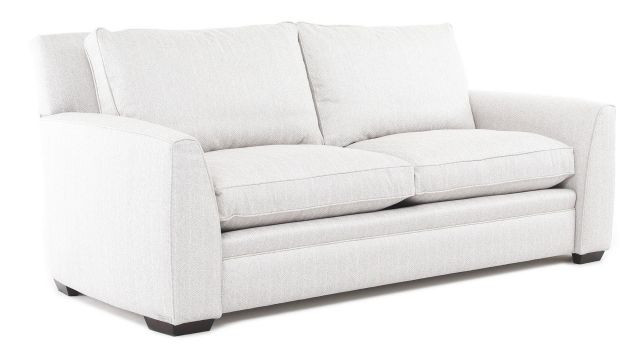 Duresta Greenwich Large Sofa in Traccia Herringbone Linen