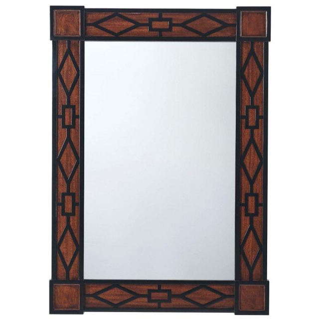 Theodore Alexander Hexagon Wall Mirror Ellie