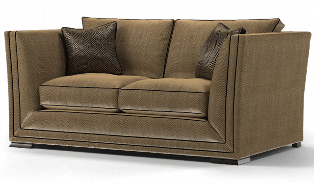 Duresta Hollister 2 Seater Sofa Carraway Soiree