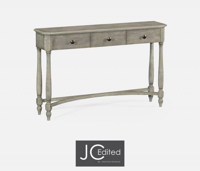 Jonathan Charles Large Console Table Victorian