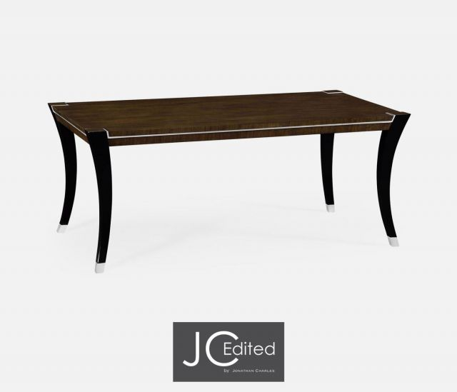 Jonathan Charles Coffee Table American Walnut