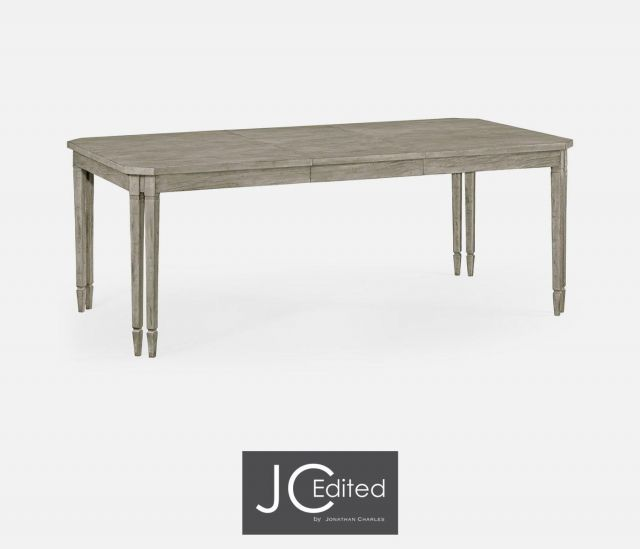 Jonathan Charles Extending Dining Table Rustic
