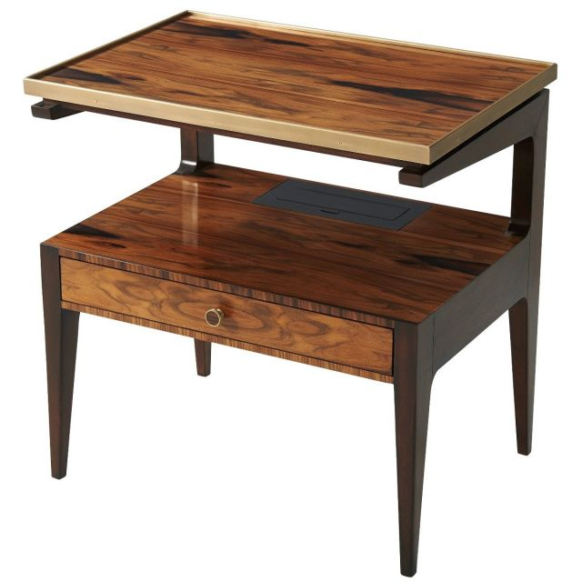 Theodore Alexander Side Table Smart