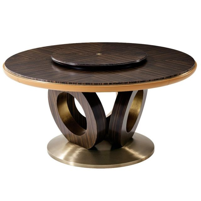 Theodore Alexander Round Dining Table Paradox