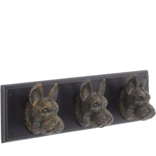Libra Wall Hook Buckden 3 Dog