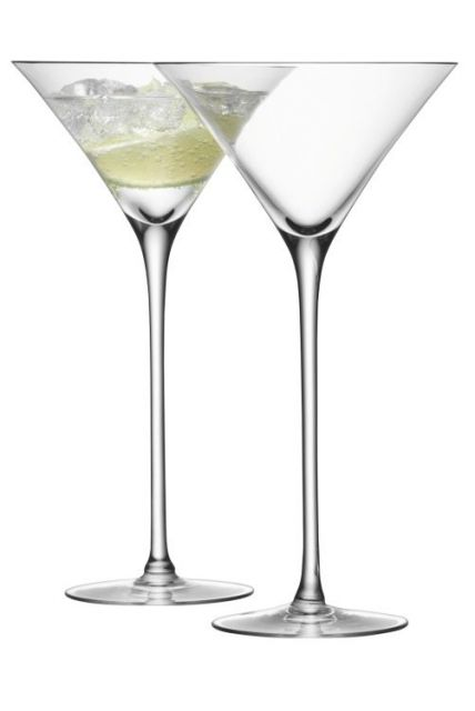 LSA International Bar Cocktail Glass Set