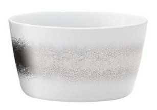LSA International Celeste Platinum Bowl Set