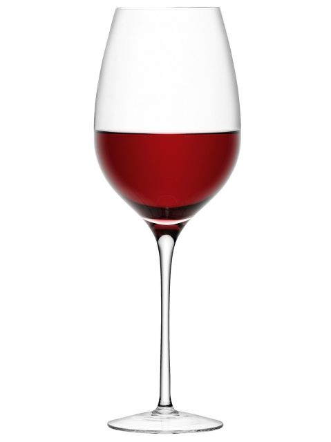 LSA International Wine Red Wine Goblet Glass Gift Edition