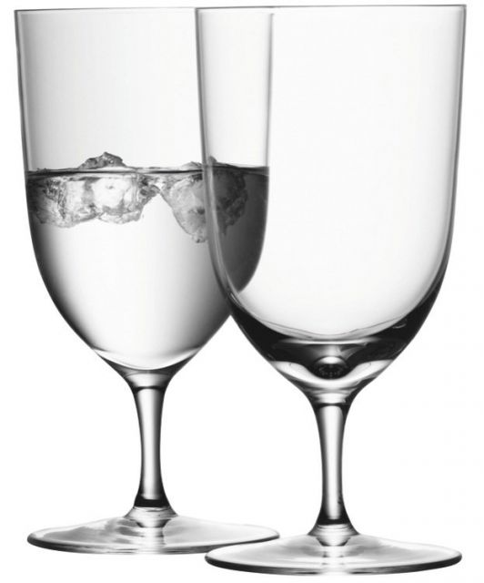 LSA International Wine Water Glasses Set