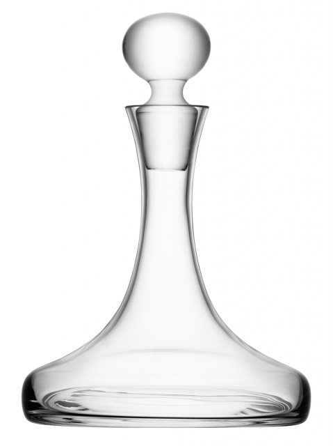 LSA International Bar Small Ships Decanter
