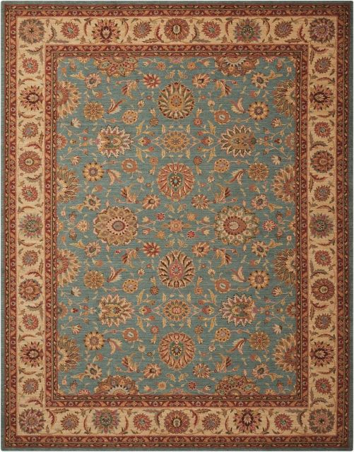 Nourison Rug Living Treasures - Aqua