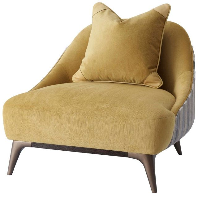 Theodore Alexander Occasional Chair Covet in COM