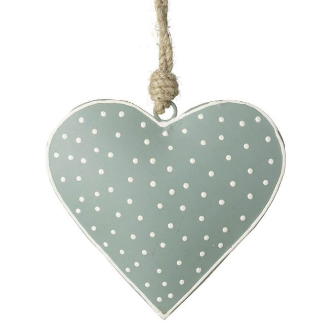 Parlane Heidi Hanging Heart Decoration