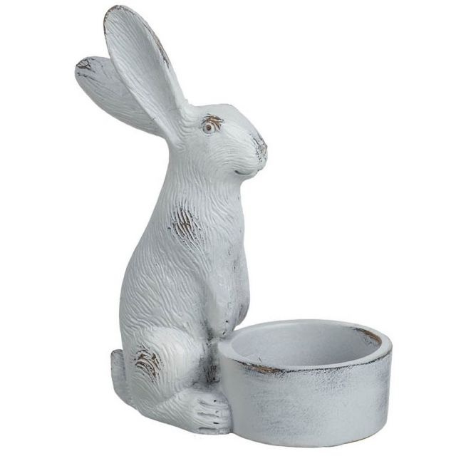Parlane Tea Light Holder Hare - A